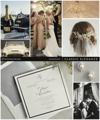 Classic elegance moodboard by Printsonalities