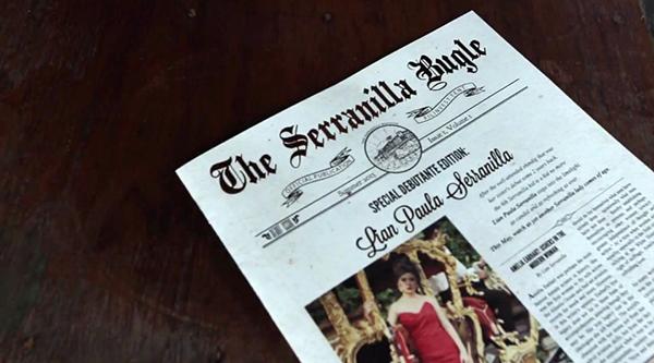 Hot Off The Press The Grand Debuts Of The Serranillas Printsonalities