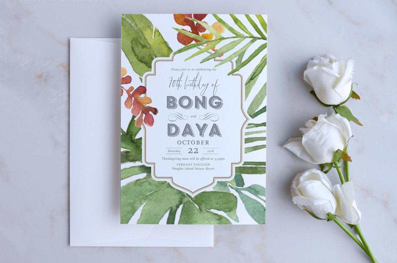 Bong & Daya 1