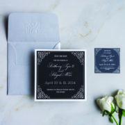 Sgro-Mea - Wedding Invitation - Printsonalities